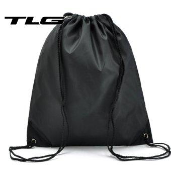 Túi dây rút oxford chống thấm nước đựng đồ thể thao du lịch dã ngoại TL8124 2(đen)