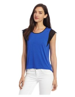 Áo Thun Kiểu Nữ Kenneth Cole New York Women's Marcela Knit Tee