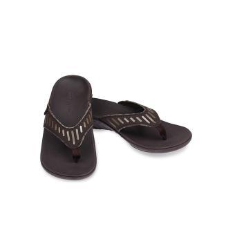 Dép nam sức khỏe hỗ trợ toàn diện đôi bàn chân Spenco Yumi Coffee Bean size 40