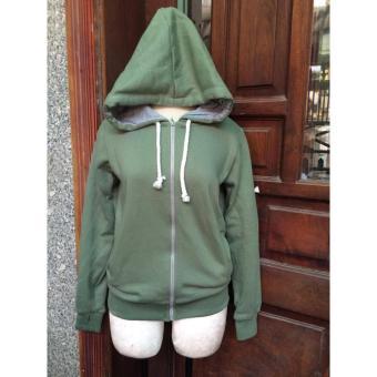 Áo khoác nỉ nữ - Áo nĩ nữ - Áo hoodie nữ - Áo khoác có mũ