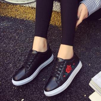 Giày Nữ Thêu Hoa Phong Cách Thời Trang DT2603