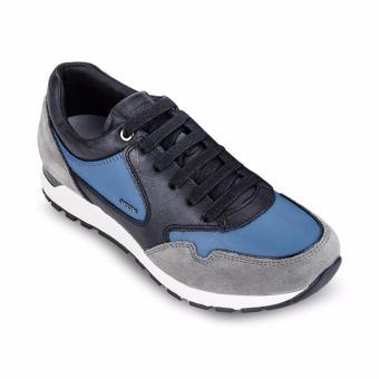 Giày thể thao U EMILDON B (Xanh & Đen)