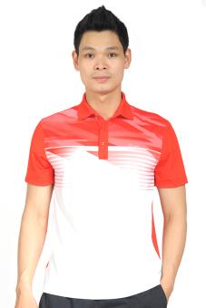 Áo phông thể thao nam BUTNON PL-M5117 (Đỏ)
