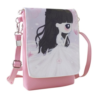 Shoulder Bags Women's Handbags & Cartoon Handbags Kids Girls Mini Crossbody Bag - intl