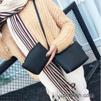 Combo 3 túi xách thời trang nữ giá tốt ( Đen)