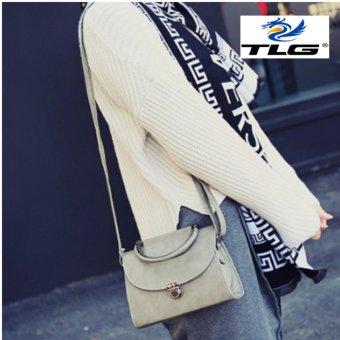 Túi đeo chéo phong cách Hàn Quốc THÀNH LONG TL8097 3(xám)