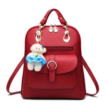 Balo thời trang nữ BL024 (Đỏ)