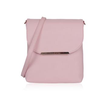 Túi đeo chéo hình chữ nhật Verchini 3946 (Hồng Neon)
