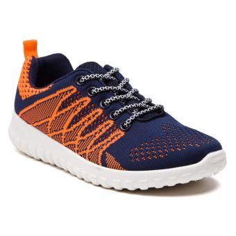 Giày Sneaker Thời Trang nữ Erosska - GN029 (Cam)