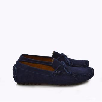 Giầy mọi nam JOURNEY (Size 43 - màu xanh navy)