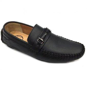 Giày lười da thật nam Everest D98