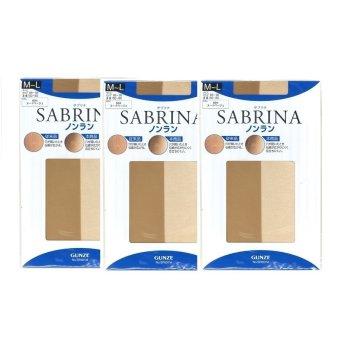 Bộ 3 quần tất Sabrina 694 (Da)