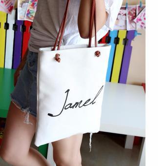 Túi đeo vai nữ thời trang BTS-JAM2 (TRẮNG)