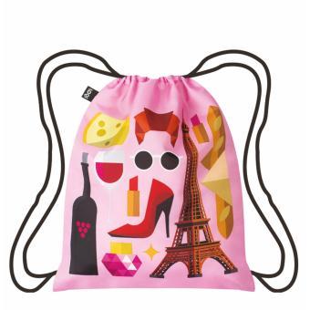 Balô đa năng LOQI (hình Paris)
