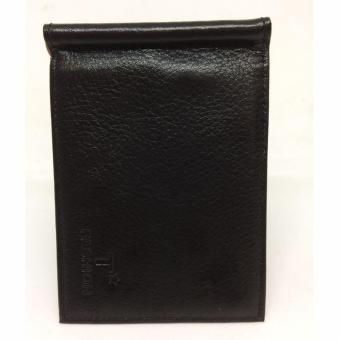 Ví Kẹp Tiền Và Đựng Card T Fashion (Đen)