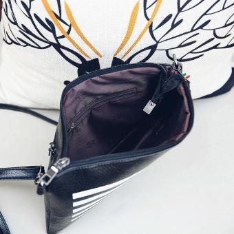 Women Bag Soft Leather Messenger Bags Handbags Crossbody Ladies Shoulder Bag - intl