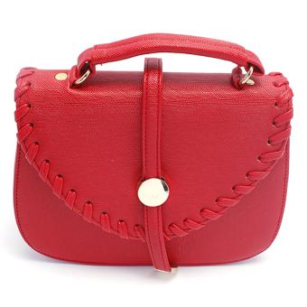 Túi nữ mini Happy F MS.131.1 (Đỏ)