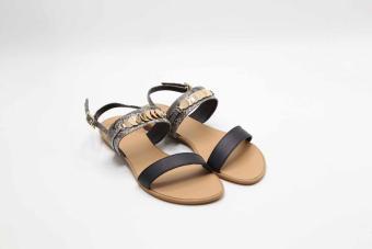 Sandal kẹp Sablanca 0015 (Đen)