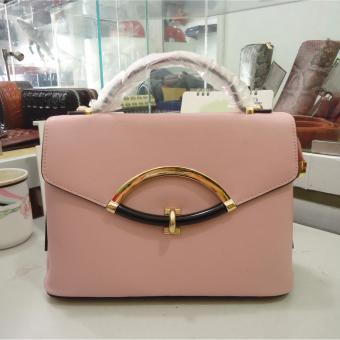 Túi nữ da cao cấp DaH2 TN1515 (màu hồng)
