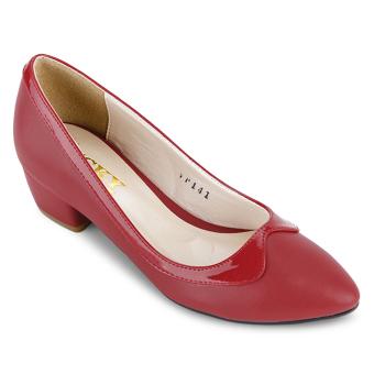 Giày Cao Gót Cung Cấp Bởi Lucky Việt VP141 (Đỏ)