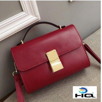 Túi nữ thời trang phong cách Hàn Quốc HQ 80TU98 3(đỏ)