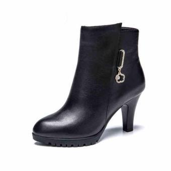 Giầy Boot nữ hiệu Aokang hàng mới 100%. Size 35 mã 16291106335