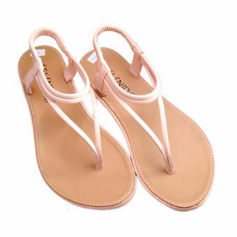 Giày sandals thời trang GD36 (Nâu Hồng)