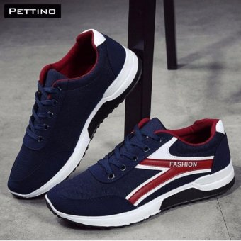 giày thể thao thời trang - Pettino GT06 (viền đỏ)