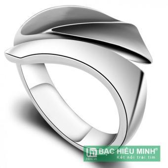 Nhẫn nam Bạc Hiểu Minh na033 (Bạc)