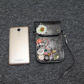 Women Mobile Phone Bag Clutch Purse Fashion Handbag Wallet BK - intl