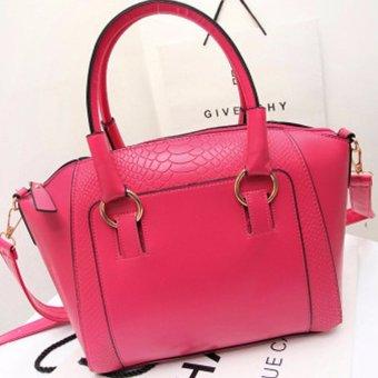 Túi xách nữ thời trang phong cách thời thượng cho quý cô hiện đại-167_màu hồng