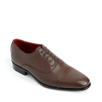 Giày công sở nam 6012 - Nâu