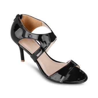 Giày cao gót UP&GO - S07-455-BLA