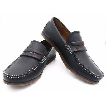 Giày Lười Cao Cấp Thương Hiệu Pierre Cardin B065 – BLACK
