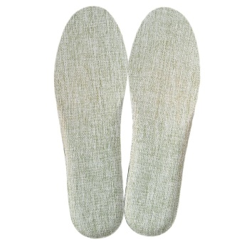 Breathable Absorbent Sports Shoes Cushion Pads Men Women Adjuatable Insoles - intl
