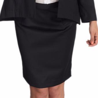 MEV Váy bầu bút chì Mothers En Vogue - Aubrey Jacket - L - Black