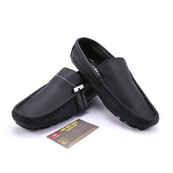 Giày lười nam da thật cao cấp Da Giày Việt Nam VNLMO4A33D