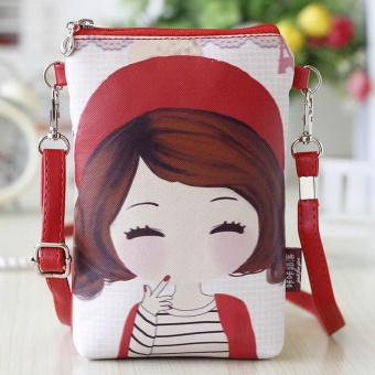 Shoulder Bags Women's Handbags & Cartoon Handbags Kids Girls Mini Crossbody Bag - intl