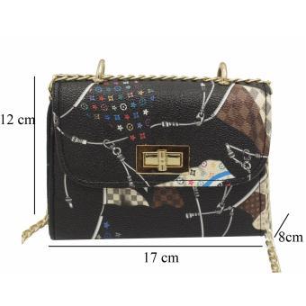 Túi Nữ Đeo Cheo Mini Thời Trang DT2906