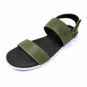 Sandals Quai Ngang Nam Ensado DE20 (Xanh Bộ Đội)