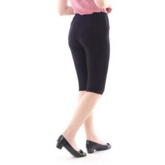 Quần legging ngố chất mát, Siêu co giãn - Hiền Lương Shop