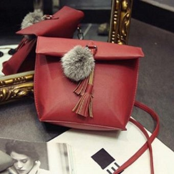 Túi đeo chéo thời trang TDC6868-03-150 (Đỏ)