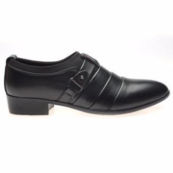 Giày tây nam HNP GN030 (Đen)