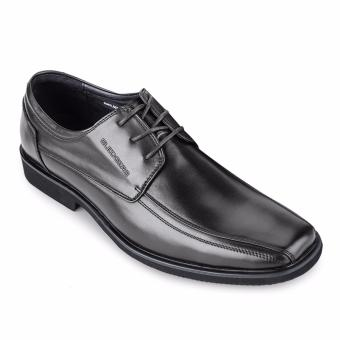 Giày tây nam SLEDGERS IGOR (SM62LA02L) (Đen)