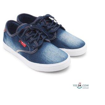 Giày thể thao nam AZ79 MNTT0140015A1 (Xanh Đậm)