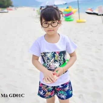 Quần đi biển Trẻ em GD01CQ-L