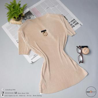 Áo kiểu nữ thời trang xếp ly