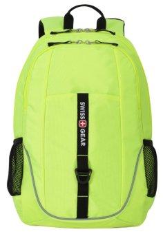 Ba lô đựng laptop 15'' SwissGear SA6639 Neon Yellow Computer Backpack (Mỹ)