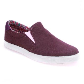 Giày lười nữ Aqua Sportswear A32-W1221 (Tím)