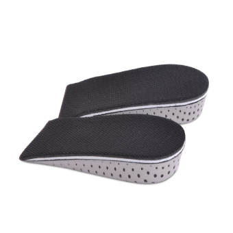 1 Pair Memory Foam Height Increase Insole Breathable Invisible Increased Insole Shoe Lifts Shoe Pads Elevator Insoles for Men Women 3.3cm